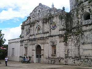 Roman Catholic Diocese of Talibon - The Blessed Trinity Cathedral in Talibon, Bohol, the seat of the Bishop of Talibon