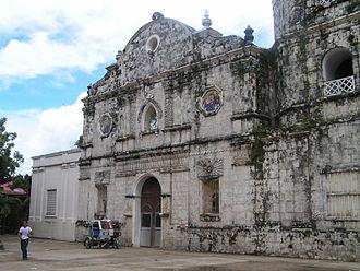 Talibon, Bohol - Image: Talibonchurch