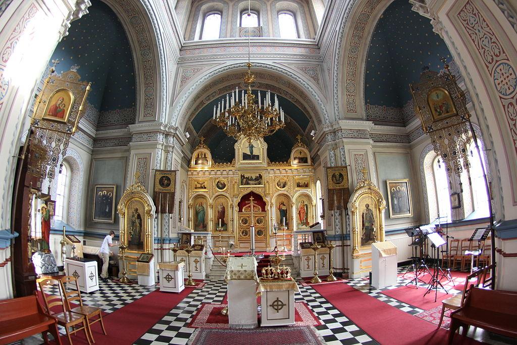 Ortodoksinen Kirkko Turku