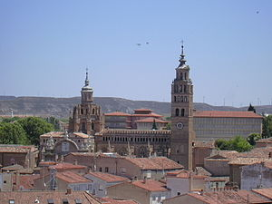 Roman Catholic Diocese of Tarazona - Tarazona Cathedral