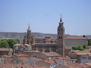 Roman Catholic Diocese of Tarazona diocese of the Catholic Church in Spain