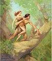 Tarzan and his Mate, by James Allen St. John.jpg