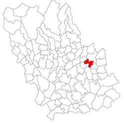 Vị trí của Tataru