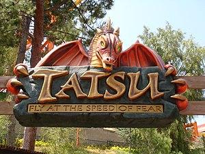 Tatsu - Image: Tatsu sign