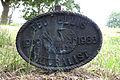 Ted Ellis grave, St. Saviour's, Surlingham, Norfolk.jpg