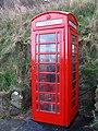 Telephone Box, Lower Burnmouth - geograph.org.uk - 356493.jpg