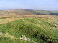 Terrain to the northwest of Mid Hill - geograph.org.uk - 577209.jpg