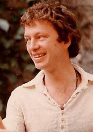 Terry Hands - Portrait by Fernand Michaud. Festival d'Avignon 1972.