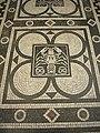 Testaccio - s M Liberatrice mosaico zodiacale Cancro 1180504.JPG