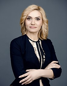 Tetiana Ostrikova May 2018.jpg