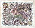 Teutschlandes Oesterreichischer Creiss samt denen dazu gehörigen Provintzen 1723.jpg