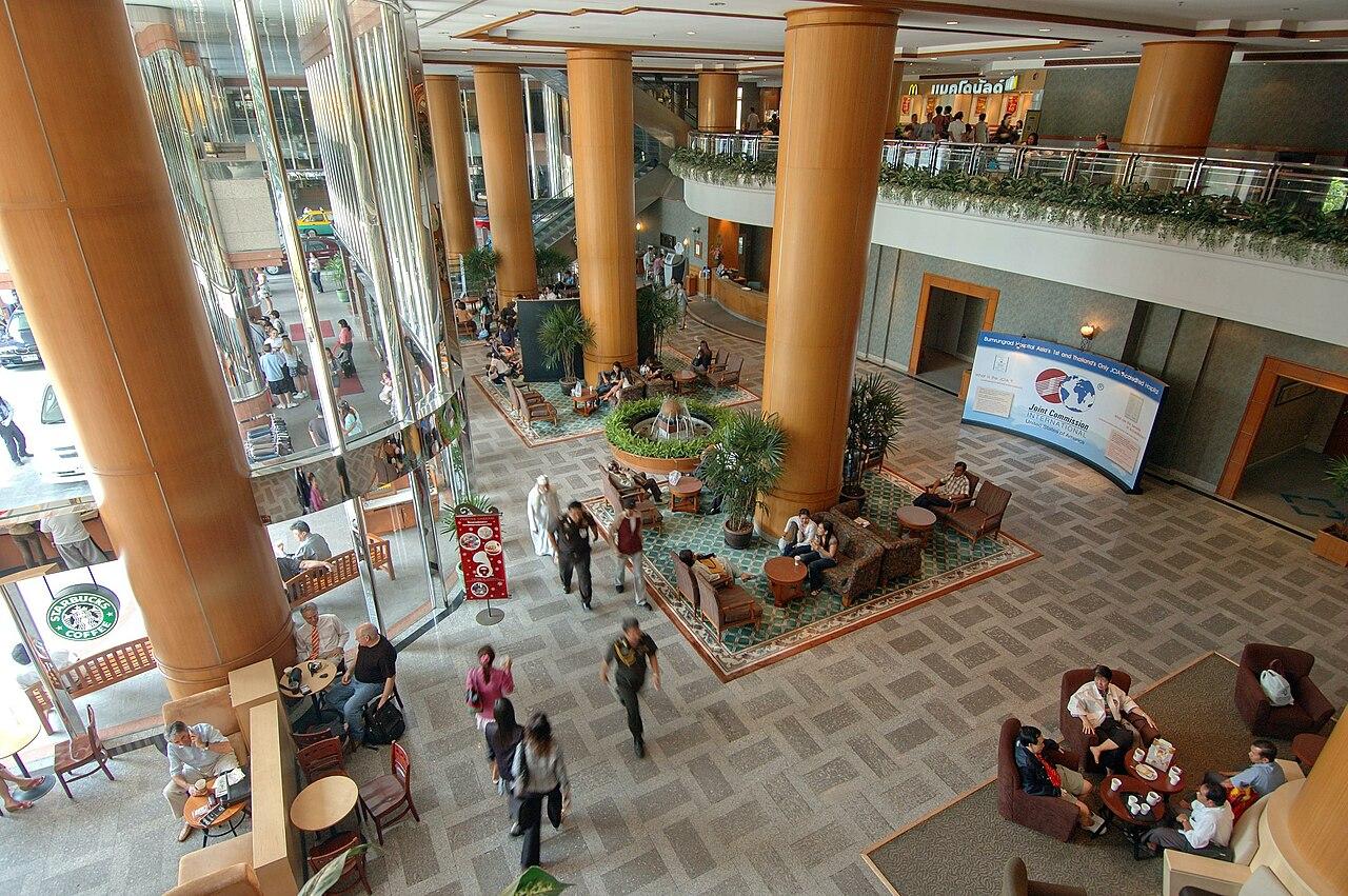 Oriental Bangkok Best Hotel In The World