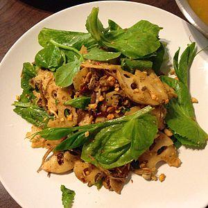 Singju - A non-veg Singju by Lotus stem as its main ingredient