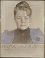 The Author Selma Lagerlöf (Carl Larsson) - Nationalmuseum - 24245.tif