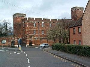 Gibraltar Barracks, Bury St Edmunds - Gibraltar Barracks