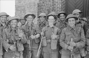 Arkforce - Men of the 7th Battalion, Argyll and Sutherland Highlanders, on 7 June 1940