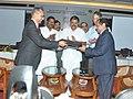 The Chairman, Paradip Port Trust, Shri S.S. Mishra and the Executive Director, GAIL.jpg