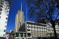 The Church of Jesus Christ of Latter-Day Saint on Exhibition Road in London, spring 2013.JPG