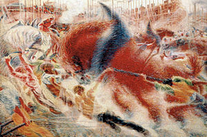 The City Rises by Umberto Boccioni 1910.jpg
