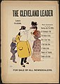 The Cleveland leader for sale by all newsdealers.jpg
