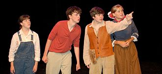 Minnesota Fringe Festival - The Donner Party Kidz!, a show from the 2012 Festival