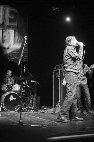 The Fall (band) - Edinburgh, 2011