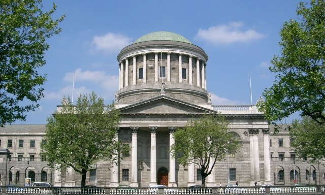 The Four Courts Building - geograph.org.uk - 3668