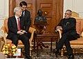 The General Secretary of the Communist Party of the Socialist Republic of Vietnam, Mr. Nguyen Phu Trong meeting the President, Shri Pranab Mukherjee, at Rashtrapati Bhavan, in New Delhi on November 20, 2013.jpg