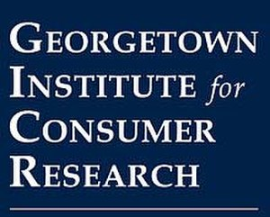 Georgetown Institute for Consumer Research - Image: The Georgetown Institute for Consumer Research Logo