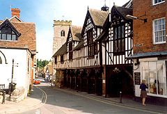 Much Wenlock, England