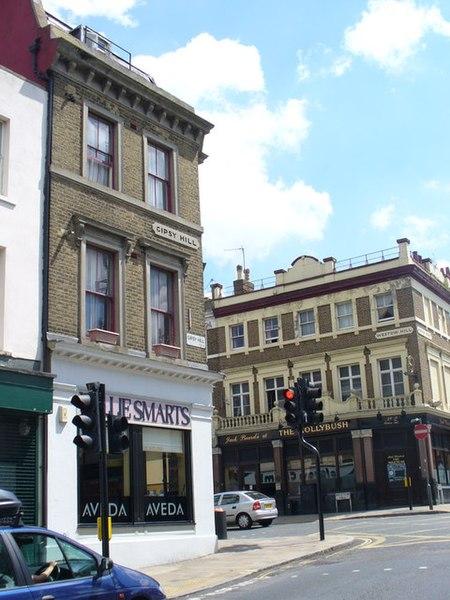 File:The Hollybush - geograph.org.uk - 1352779.jpg