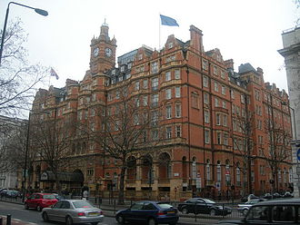The Landmark London - Image: The Landmark Hotel