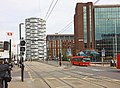 The NLA tower from the East Croydon tramway - geograph.org.uk - 1842590.jpg