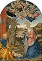 The Nativity, with God the Father Surrounded by Angels and Cherubim A34638.jpg