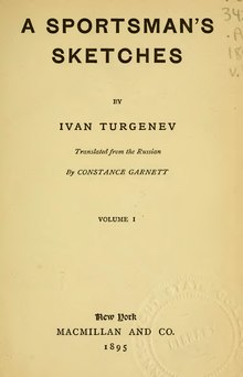 The Novels of Ivan Turgenev (volume VIII).djvu