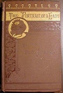 <i>The Portrait of a Lady</i> novel by Henry James