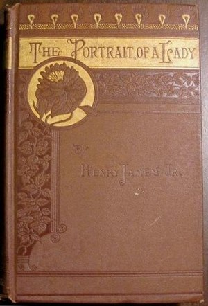The Portrait of a Lady - First edition (US)