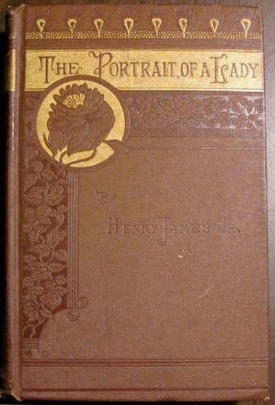 Picture of a book: The Portrait Of A Lady