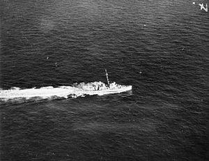 HMS Moorsom (K567) - HMS Morsoom (K567)