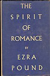 The Spirit of Romance - Ezra Pound (1953 edition).jpg