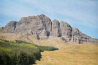 Trotternish - The Storr
