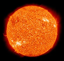 False Color Imagery Of The Sun A G Type Main Sequence Star The Closest To Earth