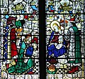 The church of St Mary in Middleton - north aisle window (detail) - geograph.org.uk - 1742650.jpg