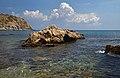 The coast near Stegna 4. Rhodes, Greece.jpg