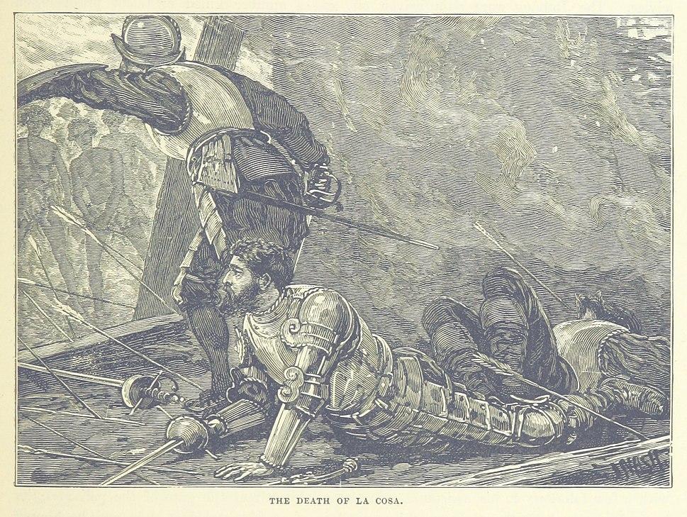 The death of La Cosa
