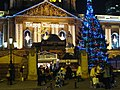The front of Belfast City Hall at Christmas - geograph.org.uk - 633560.jpg