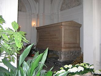 Theatine Church, Munich - Tomb of Queen Marie of Bavaria