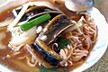 Thick Soup Noodles with Eel - 鱔魚意麵 (4596353688).jpg