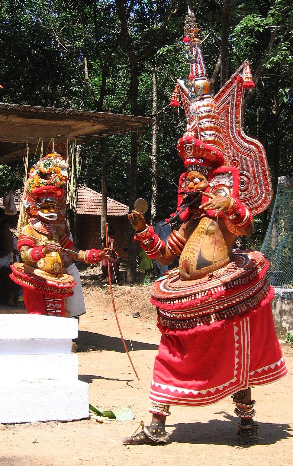 Thiruvappana and Muthappan