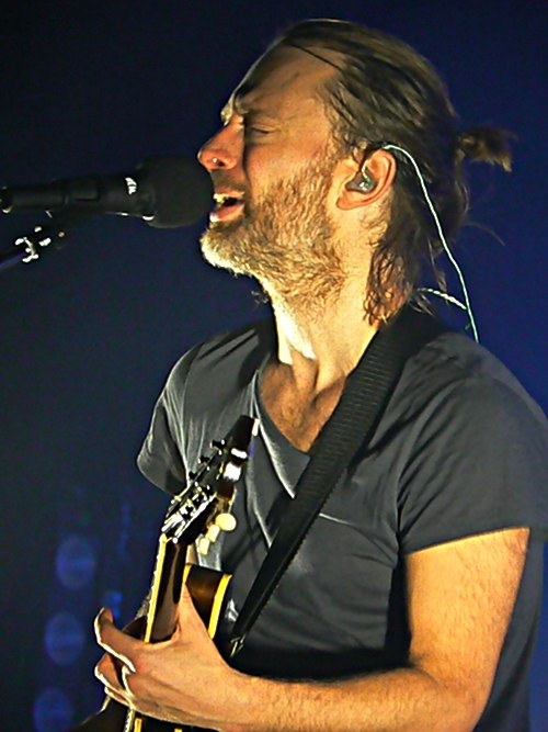 Thom Yorke 2013